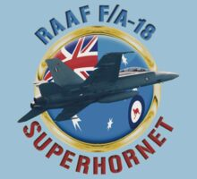 RAAF F/A-18 SuperHornet  Kids Clothes