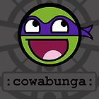 Cowabunga Buddy Squad: Donatello by Cowabunga