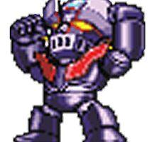 Mazinger Z Game by superbotmayhem