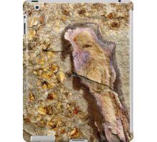 Bird in the rock iPad Case/Skin