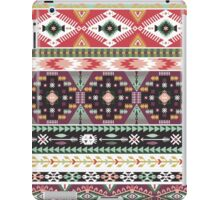 Pattern in native american style iPad Case/Skin