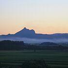 Tweed Valley Twilight by gail woodbury