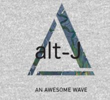 An Awesome Wave-White Kids Clothes