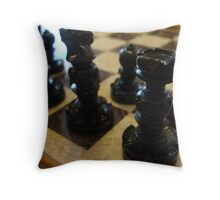 its all in the game Throw Pillow