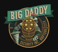 BigDaddy Security   T-Shirt