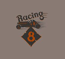 Retro Racing by refreshdesign