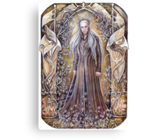 Welcome to Mirkwood Canvas Print