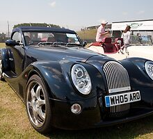 Morgan Aero 8  Convertible  2008 4398cc  Co2 295 by Keith Larby