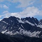 Glacier Mountain by LinneaJean