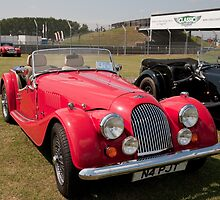 Morgan Convertible 1966  1766cc by Keith Larby