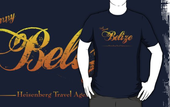 I'll Send You to Belize by NevermoreShirts