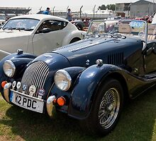Morgan Plus Four Sport  2007 1999cc by Keith Larby
