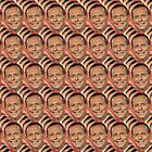 Tony Abbott Bedspread by redgrimace