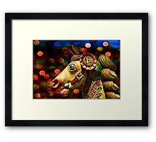 James the First Framed Print
