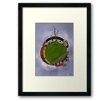 Hanna's Close, County Down (Sky Out) Framed Print