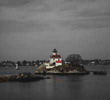 Lighthouse by Sascha Cameron