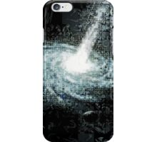 Explo Collage by Floria Rey iPhone Case/Skin