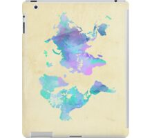 Colouring The World iPad Case/Skin