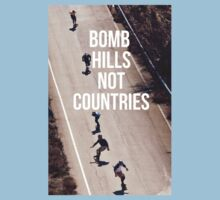 Bomb Hills Not Countries Kids Clothes