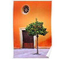 Orange Chapel Poster