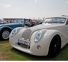Morgan Aero Supersport Auto 2012 4799cc  Co2 260 by Keith Larby