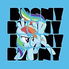 Brony Dash by wumbobot