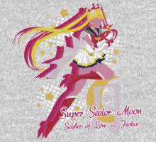 Soldier of Love and Justice Kids Clothes