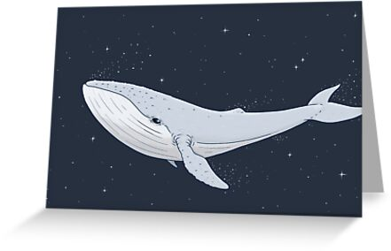 The Whale In The Night by crabro