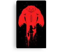 Bloody Annie Canvas Print