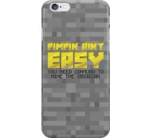 Tower of Pimps iPhone Case/Skin