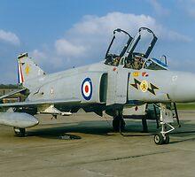 McDonnell F-4K Phantom FG.1 XT863/G by Colin Smedley