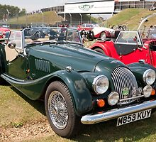 Morgan 4/4 1995 1796cc Convertible  by Keith Larby