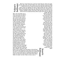 Contrasting Soliloquies Photographic Print