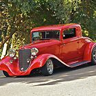 1933 Desoto 'Street Rod' Coupe by DaveKoontz
