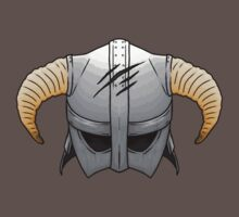 Skyrim Helmet Kids Clothes