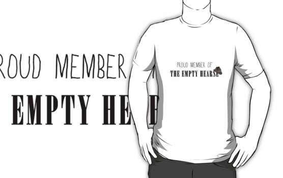 """Member of """"The Empty Hearse"""" by ohsotorix3"""