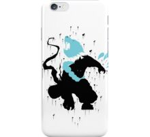 Udyr Black Ink iPhone Case/Skin
