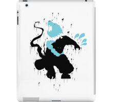 Udyr Black Ink iPad Case/Skin
