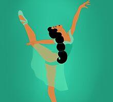 jasmine ballerina by franerys