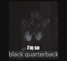 Black Quarterback Death Grips  by noskap