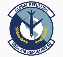 906th Air Refueling Squadron - Global Refueling by VeteranGraphics