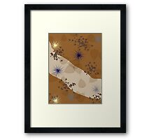 Nice design for autumn 2 Framed Print