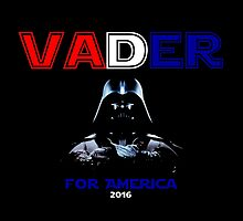 Draft Vader - Darth Vader for President! by TruthtoFiction