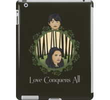 OUAT - Two Halves, One Whole iPad Case/Skin