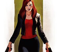 Black Widow by DazMerch