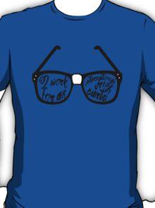 Drug Cartel- Glasses T-Shirt
