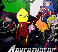 The Adventurers! by JJJericho