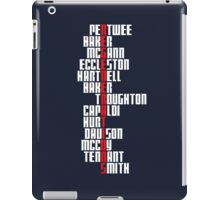 Regenerations (Dark Clothing Version) iPad Case/Skin