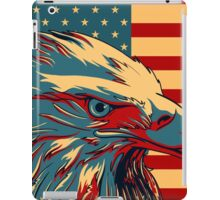 American Patriotic Eagle Flag iPhone 5 Case /  iPad Case / iPhone 4 Case / Prints  / Samsung Galaxy Cases / Duvet / Mug  iPad Case/Skin