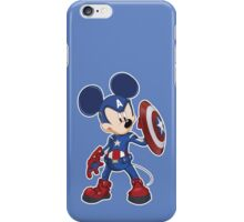 Captain Mickey iPhone Case/Skin